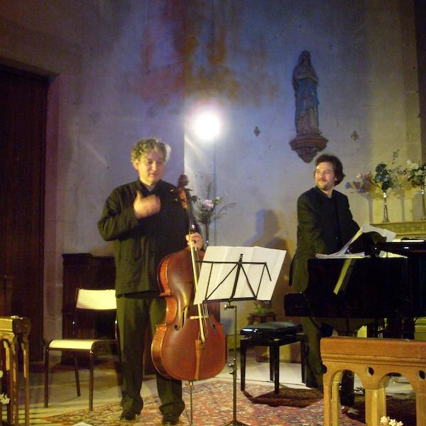 Arc en Scène - Duo Piano Violoncelle