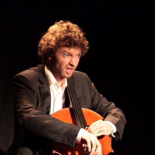 TonyCello - Violoncelle ou Grosse Guitare ?